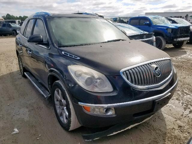 Salvage cars for sale from Copart Houston, TX: 2008 Buick Enclave CX
