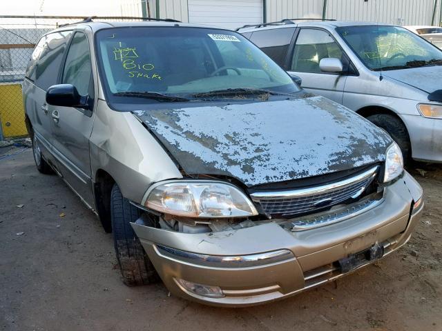 2001 Ford Windstar S 3.8L