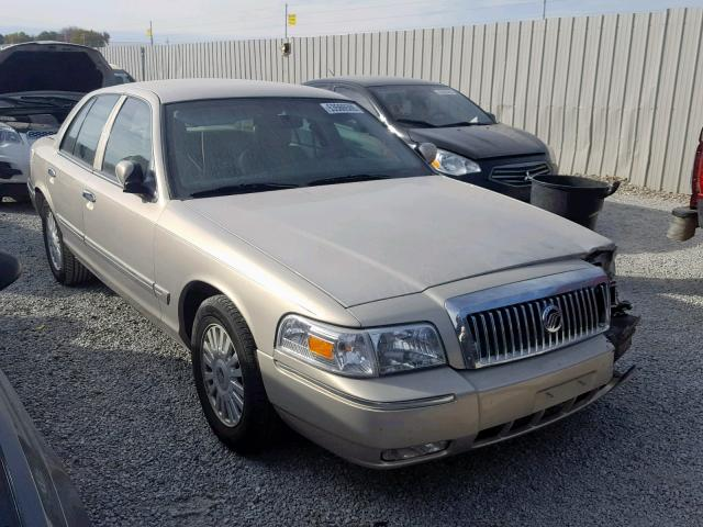 click here to view 2008 MERCURY GRAND MARQ at IBIDSAFELY