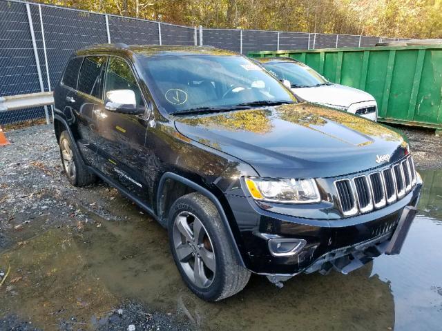 2015 Jeep Grand Cher 3.6L
