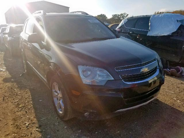 Salvage cars for sale from Copart Louisville, KY: 2014 Chevrolet Captiva LT
