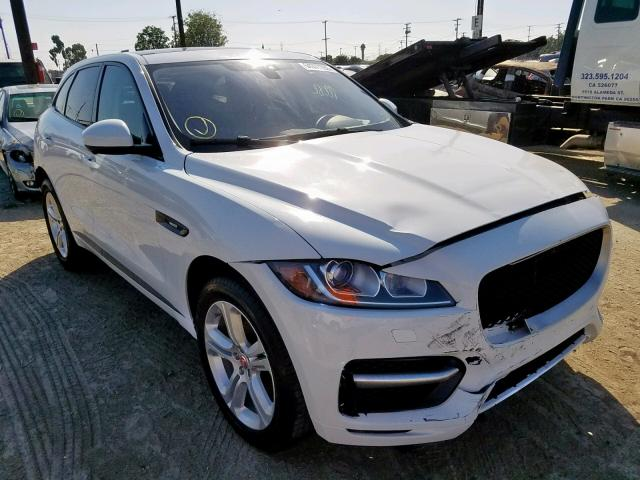 click here to view 2018 JAGUAR F-PACE R - at IBIDSAFELY