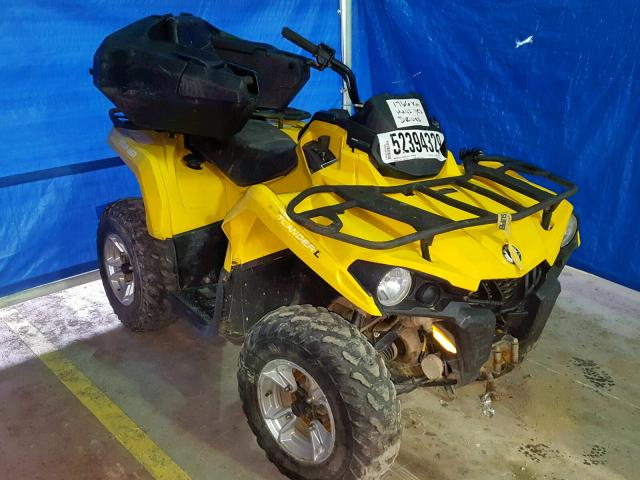 Salvage 2015 Can-Am OUTLANDER for sale