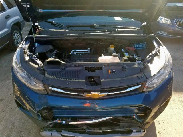 2019 Chevrolet TRAX | Vin: 3GNCJLSB1KL366637
