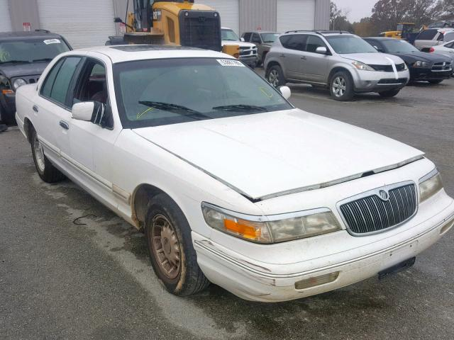 click here to view 1996 MERCURY GRAND MARQ at IBIDSAFELY