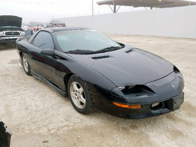 Salvage cars for sale from Copart Temple, TX: 1997 Chevrolet Camaro Base