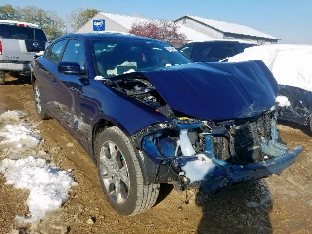 2016 Dodge Charger Sx 3.6L