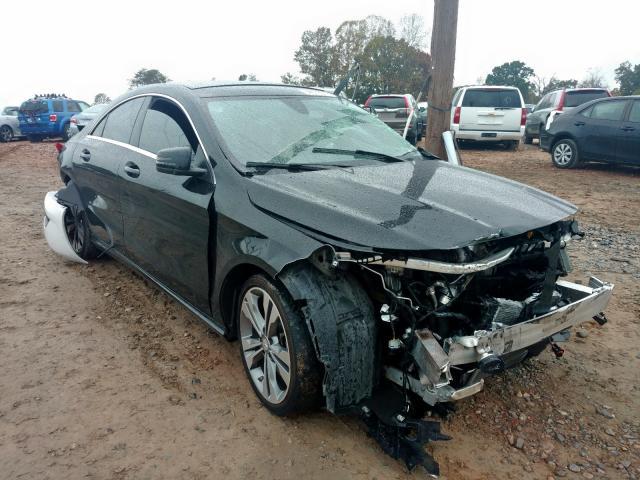 2017 Mercedes-benz Cla 250 2.0. Lot 54579919 Vin WDDSJ4EB8HN413652