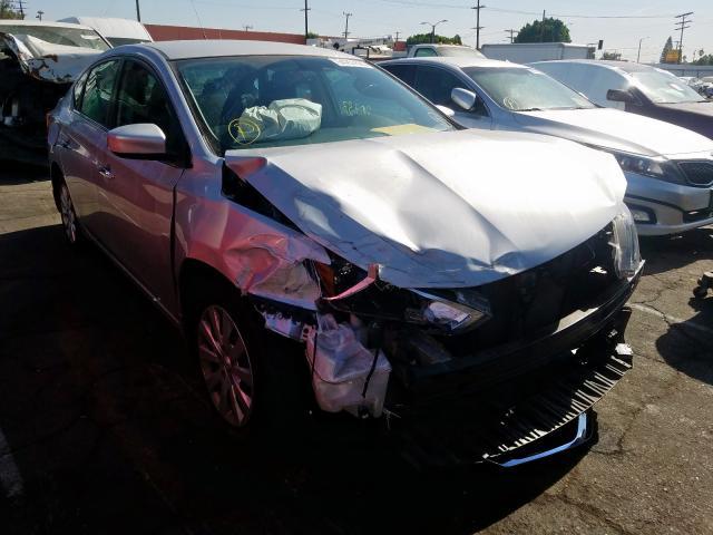 2018 Nissan Sentra S 1.8L