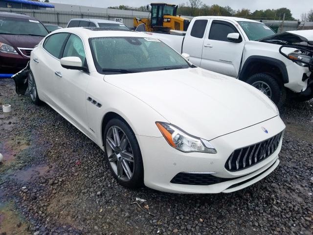 click here to view 2017 MASERATI QUATTROPOR at IBIDSAFELY
