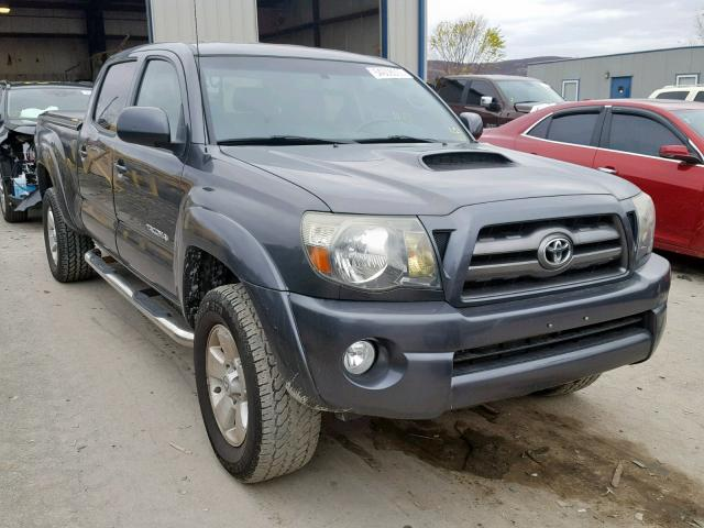 Salvage cars for sale from Copart Duryea, PA: 2010 Toyota Tacoma DOU