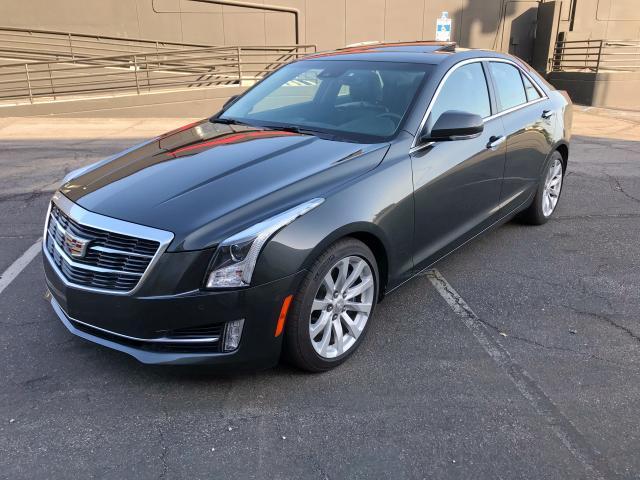 2018 Cadillac Ats Premiu 3.6L