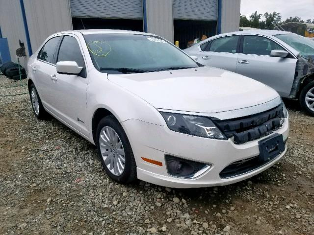 2011 Ford Fusion Hybrid for sale in Ellenwood, GA