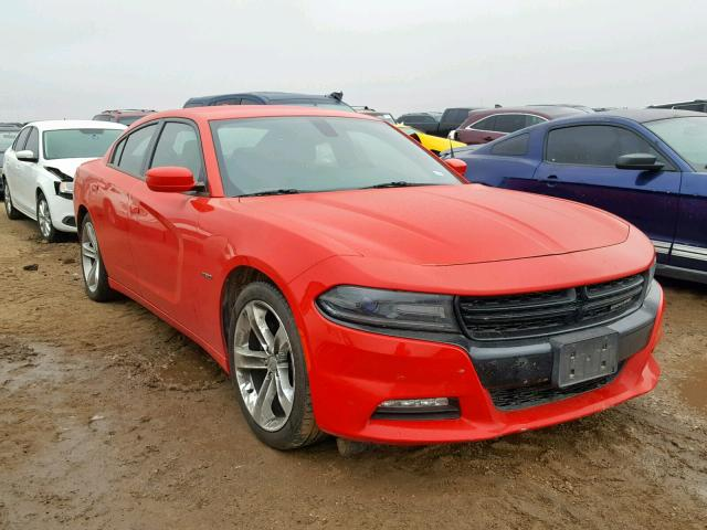2016 Dodge Charger R/ 5.7L