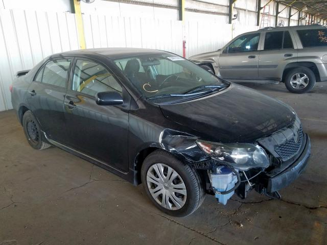 click here to view 2009 TOYOTA COROLLA BA at IBIDSAFELY