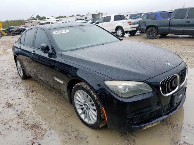 2011 Bmw 750 4.4L
