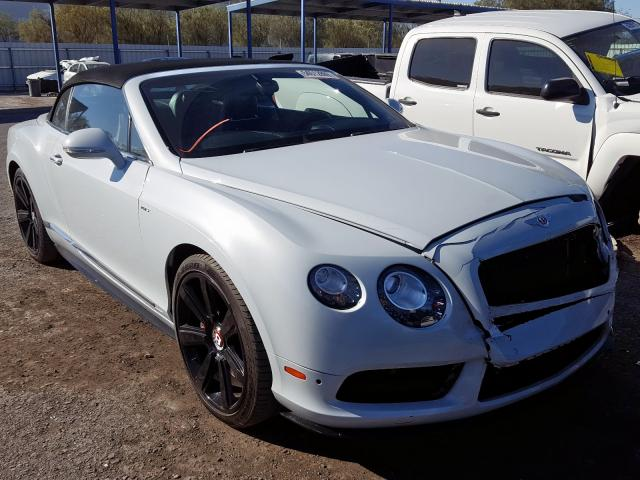 click here to view 2014 BENTLEY CONTINENTA at IBIDSAFELY