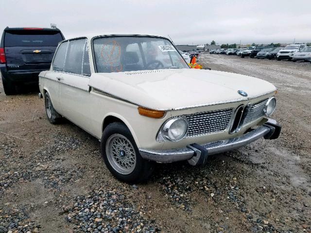 1969 Bmw 1600-2