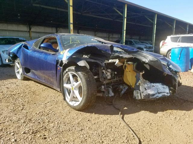 click here to view 1999 FERRARI 360 MODENA at IBIDSAFELY