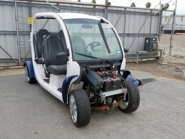 Salvage 2002 Global Electric Motors 825 for sale