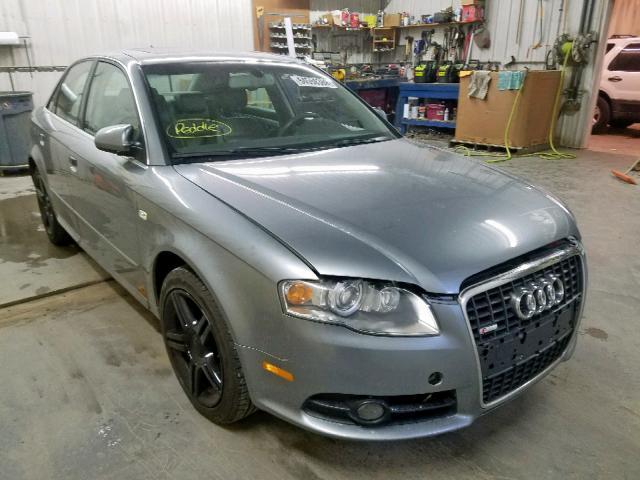 2008 Audi A4 2.0T Qu 2.0L