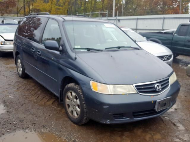 2003 Honda Odyssey Ex 3.5L