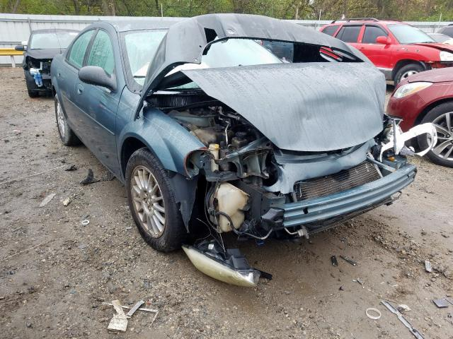 2006 Chrysler Sebring 2.4L