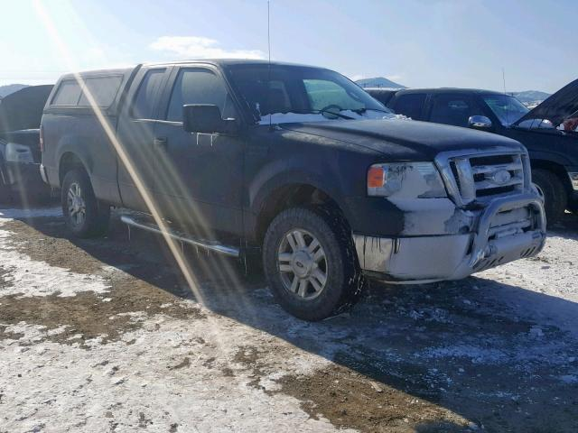 Salvage cars for sale from Copart Helena, MT: 2008 Ford F150