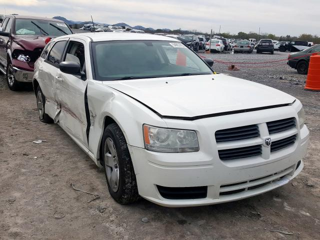 Dodge Magnum For Sale Near Me >> 2008 Dodge Magnum 2 7l 6 For Sale In Madisonville Tn Lot 54852859