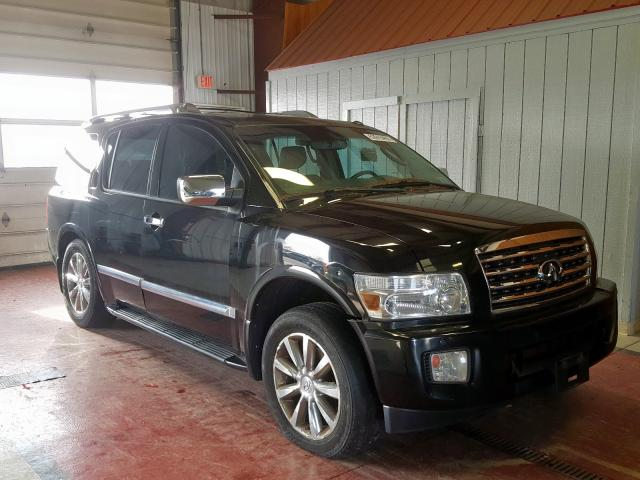click here to view 2008 INFINITI QX56 at IBIDSAFELY