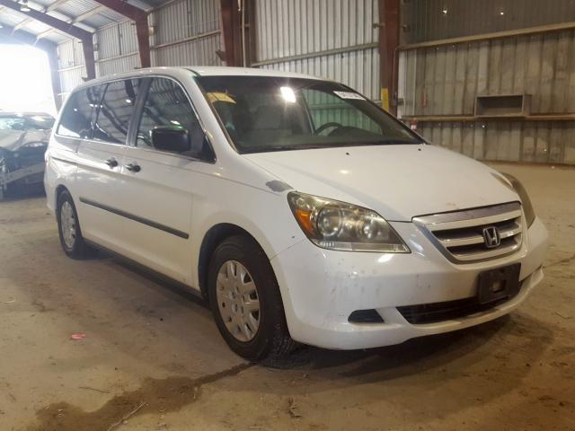 click here to view 2007 HONDA ODYSSEY LX at IBIDSAFELY