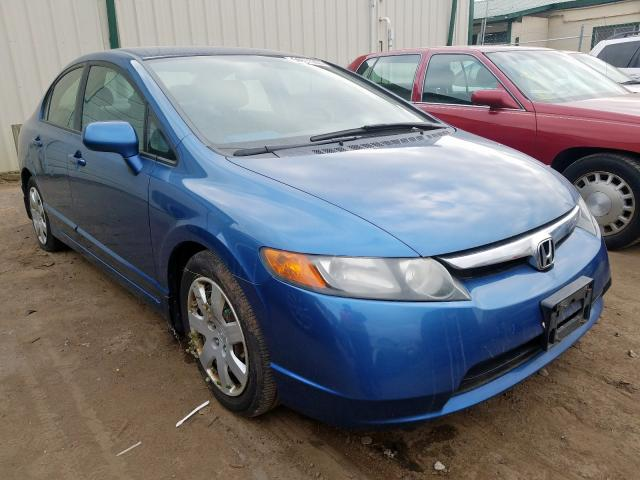click here to view 2007 HONDA CIVIC LX at IBIDSAFELY