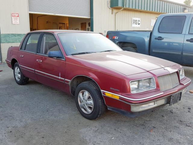 1988 Buick Skylark Cu 2.5L