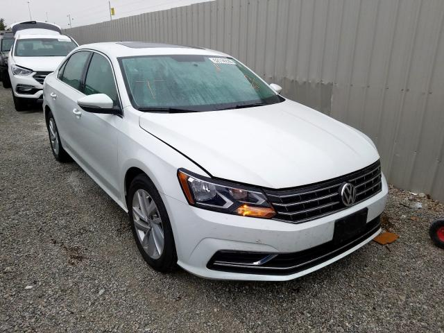 click here to view 2018 VOLKSWAGEN PASSAT SE at IBIDSAFELY
