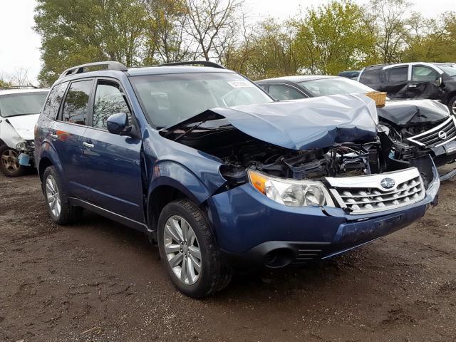 2011 Subaru Forester 2 2.5L