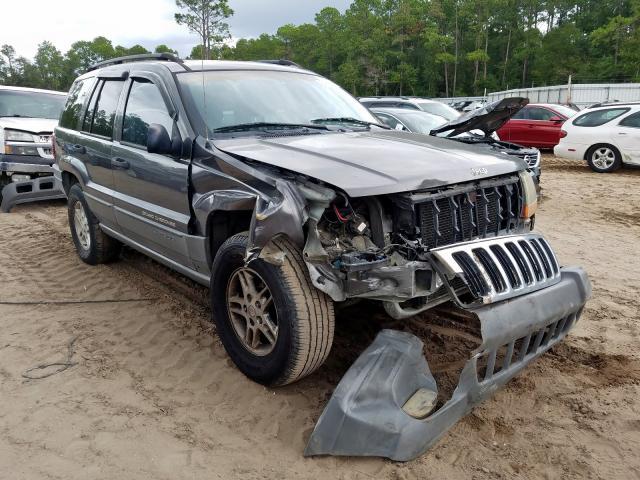 2002 Jeep Grand Cher 4.0L