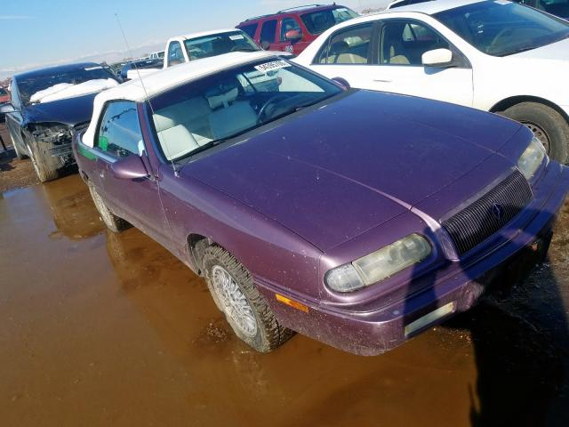 click here to view 1995 CHRYSLER LEBARON GT at IBIDSAFELY