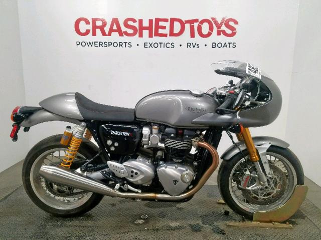 click here to view 2019 TRIUMPH MOTORCYCLE THRUXTON 1 at IBIDSAFELY