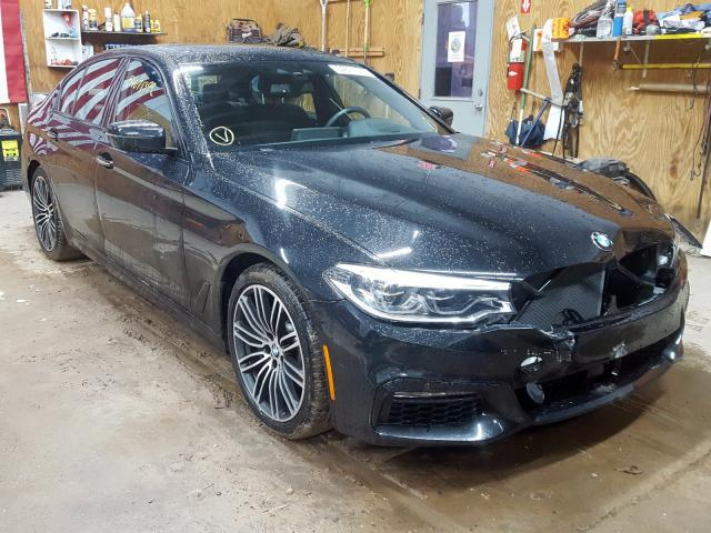 2018 BMW 540 XI for sale in Kincheloe, MI