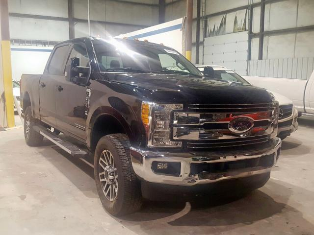 Salvage cars for sale from Copart Lawrenceburg, KY: 2017 Ford F250 Super
