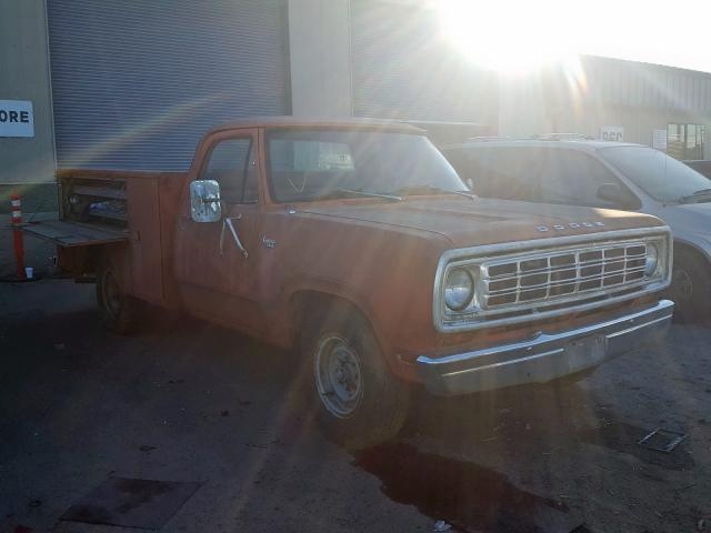 1975 Dodge Truck for sale in Eugene, OR
