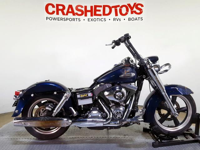 click here to view 2013 HARLEY-DAVIDSON FLD SWITCH at IBIDSAFELY