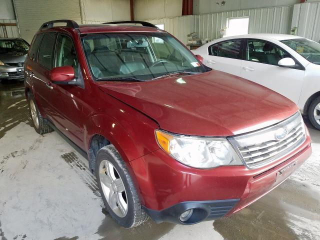 click here to view 2009 SUBARU FORESTER 2 at IBIDSAFELY