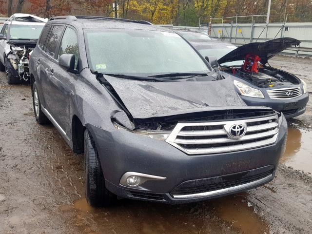 2013 Toyota Highlander For Sale >> 2013 Toyota Highlander 3 5l 6 For Sale In North Billerica Ma Lot 53372689