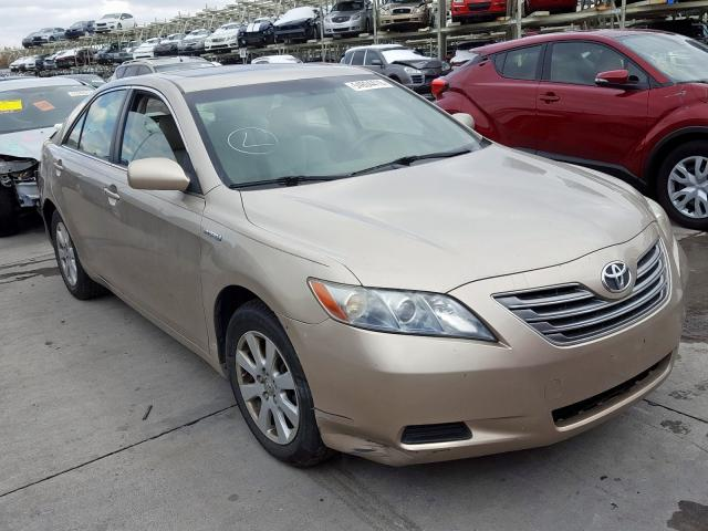 click here to view 2007 TOYOTA CAMRY HYBR at IBIDSAFELY