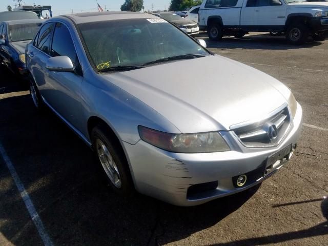 Acura Van Nuys >> 2004 Acura Tsx 2 4l 4 For Sale In Van Nuys Ca Lot 53672219