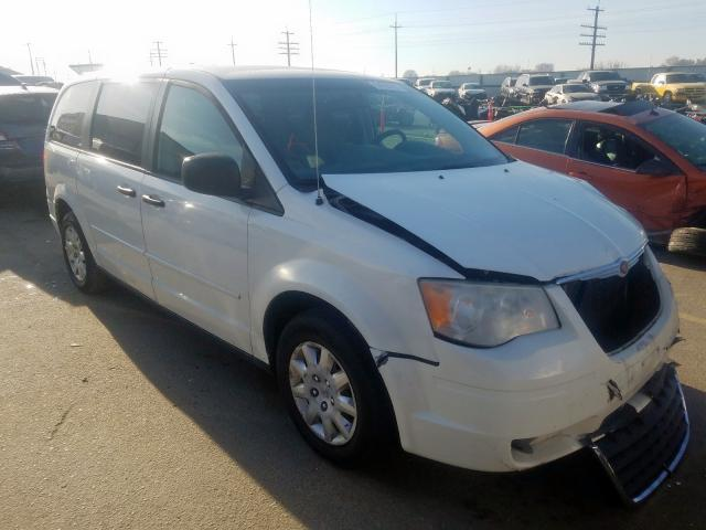 Vehiculos salvage en venta de Copart Nampa, ID: 2008 Chrysler Town & Country