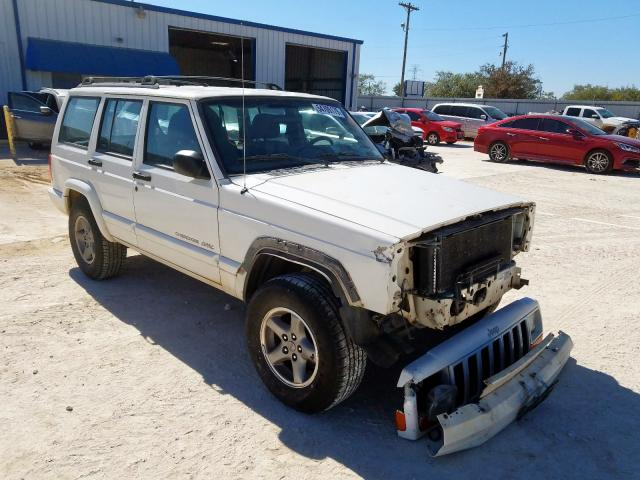 1999 Jeep Cherokee S 4.0L