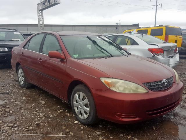 2003 Toyota Camry For Sale >> 2003 Toyota Camry Le 2 4l 4 For Sale In Columbus Oh Lot 54086369