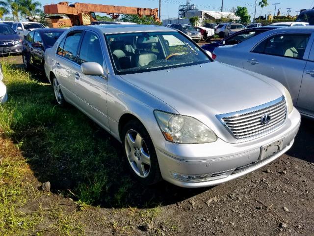 2004 Lexus Ls 430 4.3L